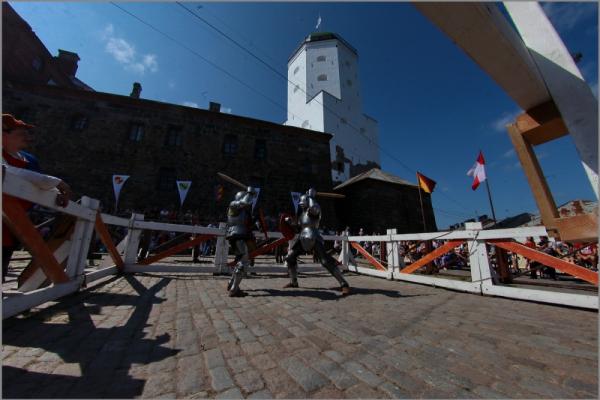 Выборгские фестивали - в числе лучших в регионе